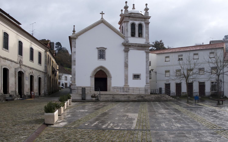 igreja Matriz de S. Martinho
