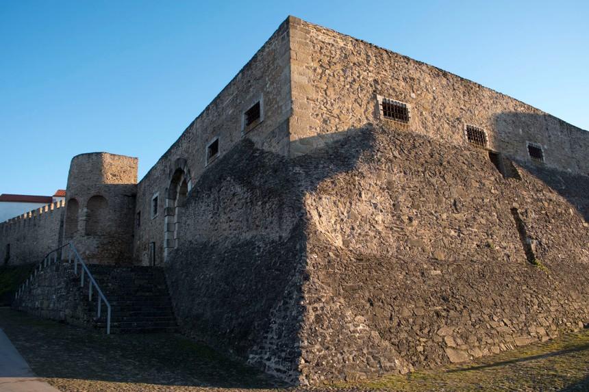 Muralha da fortaleza