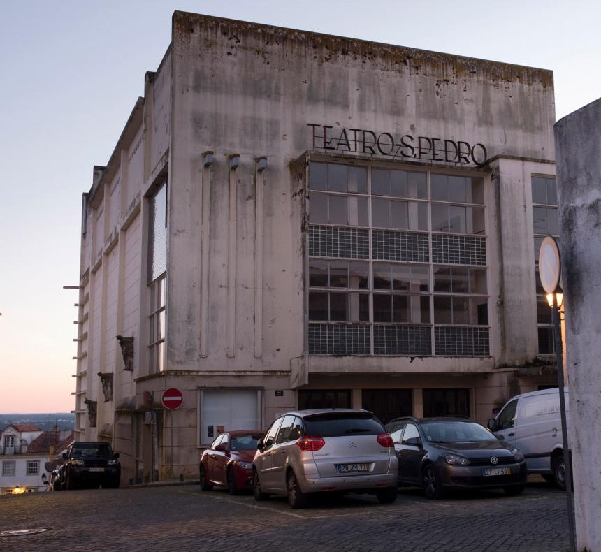 Cine-teatro S. Pedro