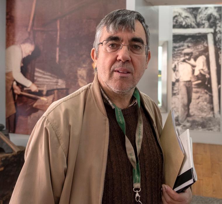 Historiador Nelson Rebanda