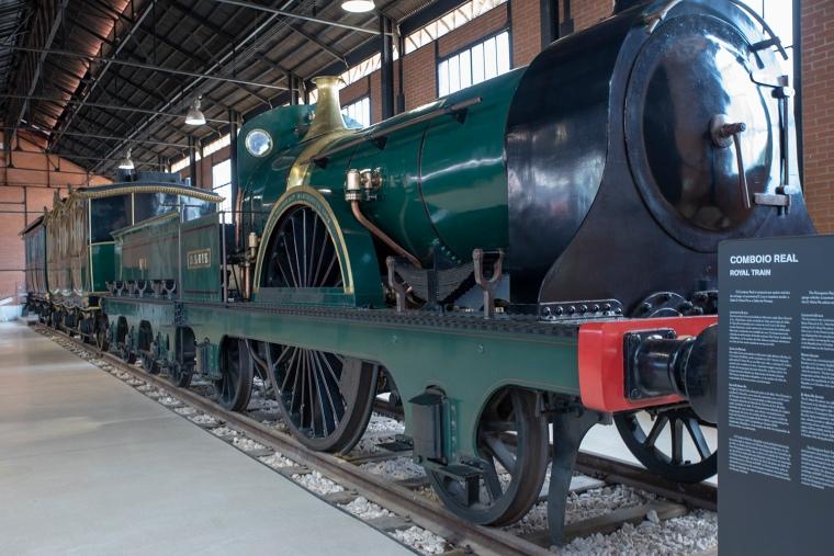 Comboio Real