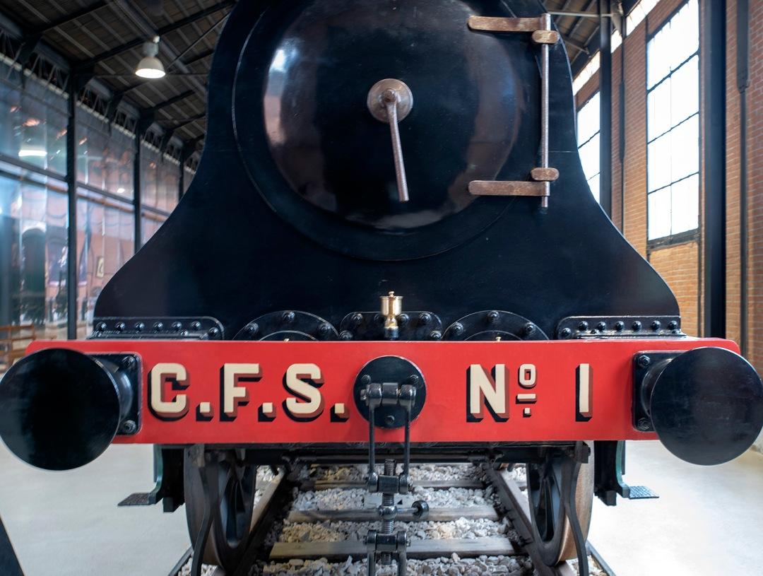 Locomotiva do Comboio Real