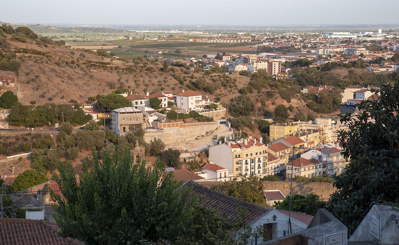 Vista do Convento