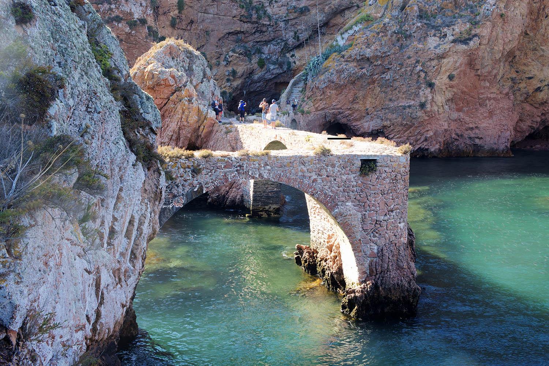 A passagem para o Forte é um dos lugares mais fotografados