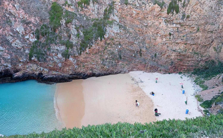 Praia do Carreiro do Mosteiro
