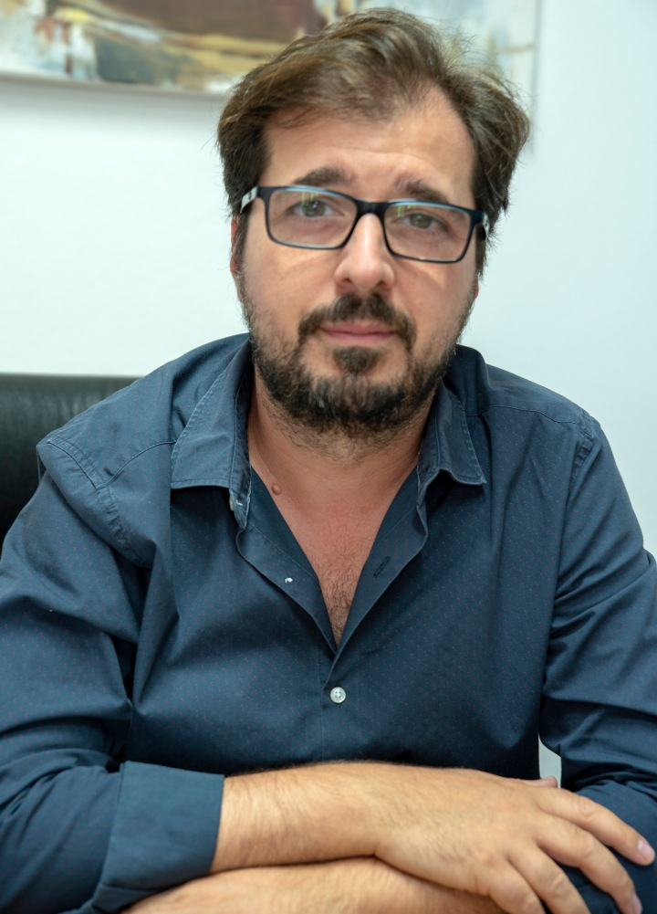 David Marques vereador de Cultura da C. M. Castro Verde