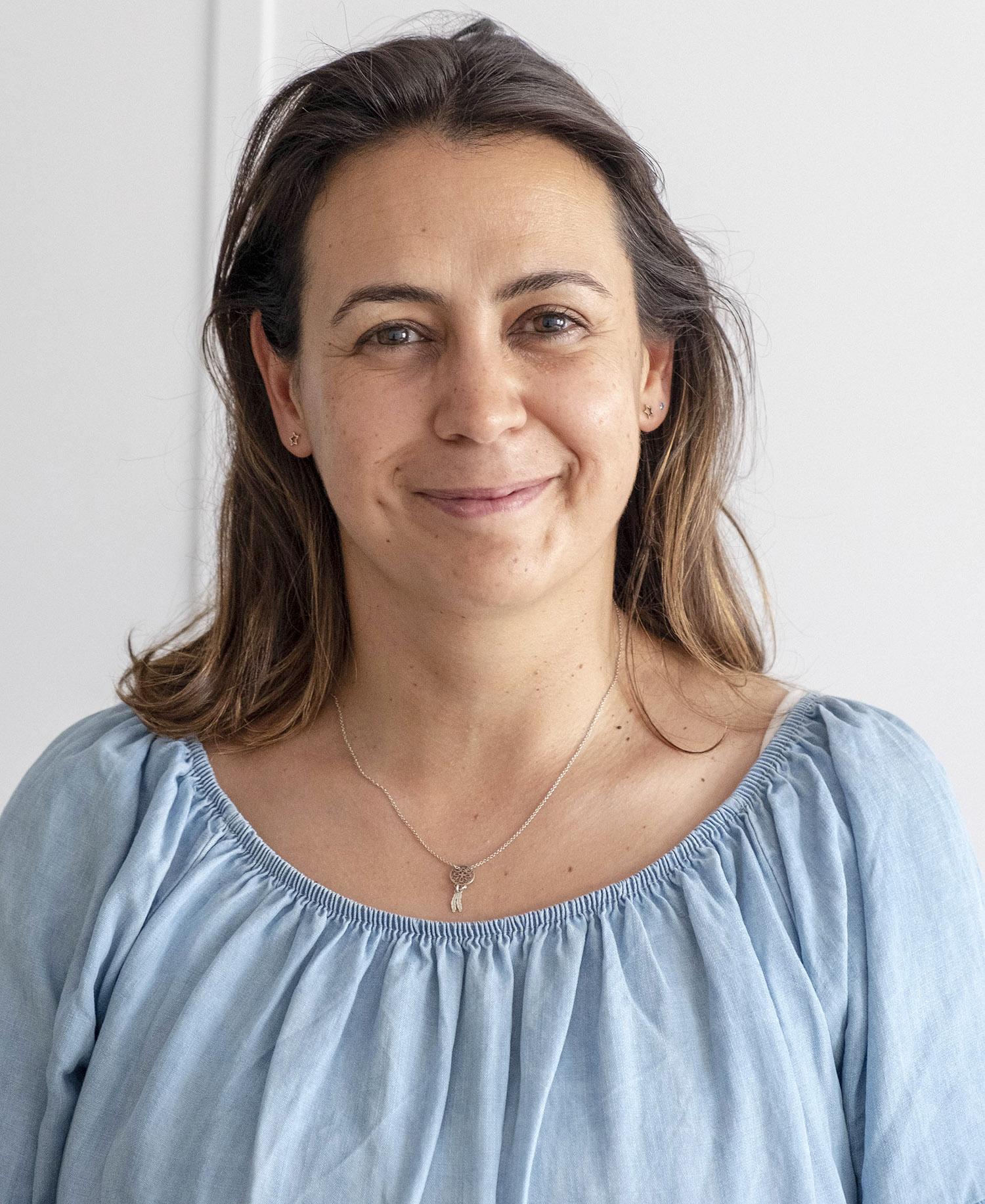 Joana Andrade, coordenadora do Departamento de Conservação Marinha da SPEA, Sociedade Portuguesa para o Estudo das Aves