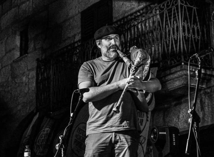 Mário Estanislau nos Roncos do Diabo © @roncosdodiabo.music