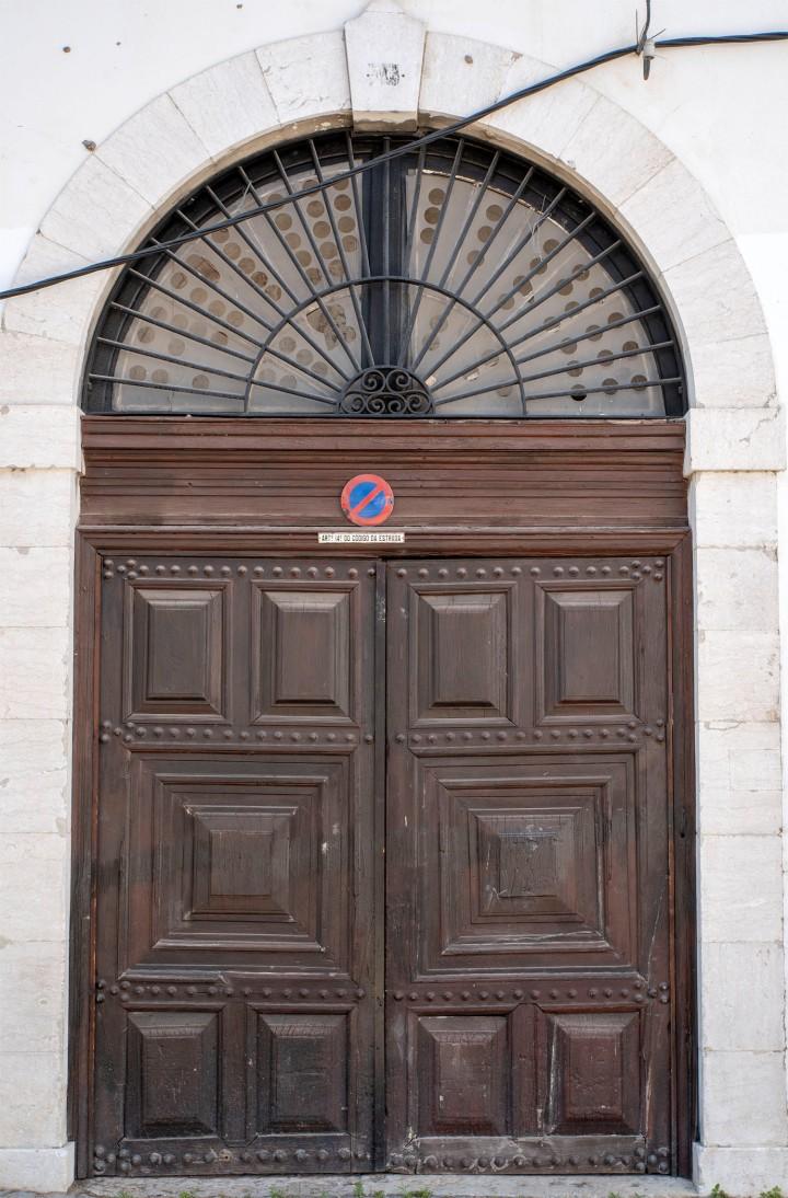 Porta da igreja