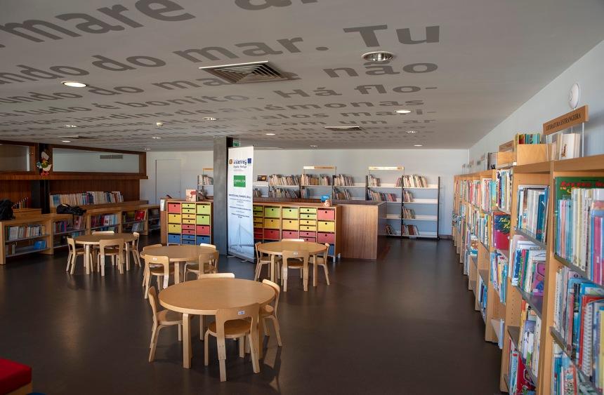 Biblioteca Municipal de Castelo Branco