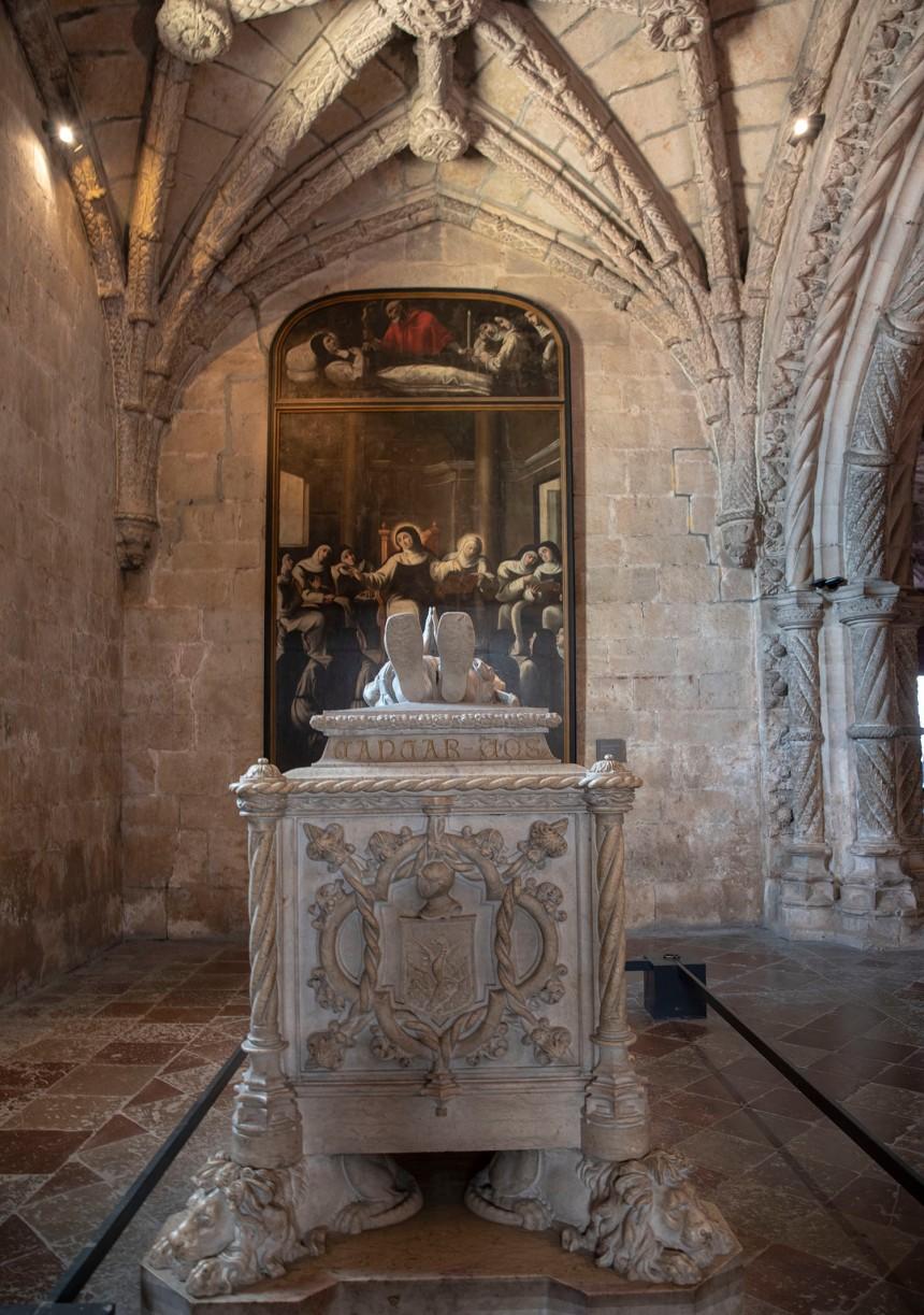 Túmulo de Luis de Camões