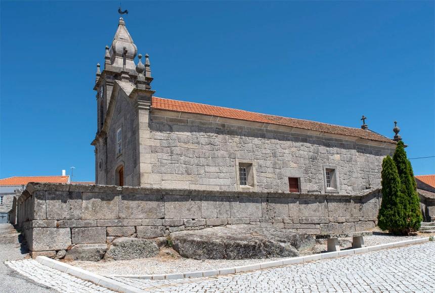 Igreja Matriz de Gagos