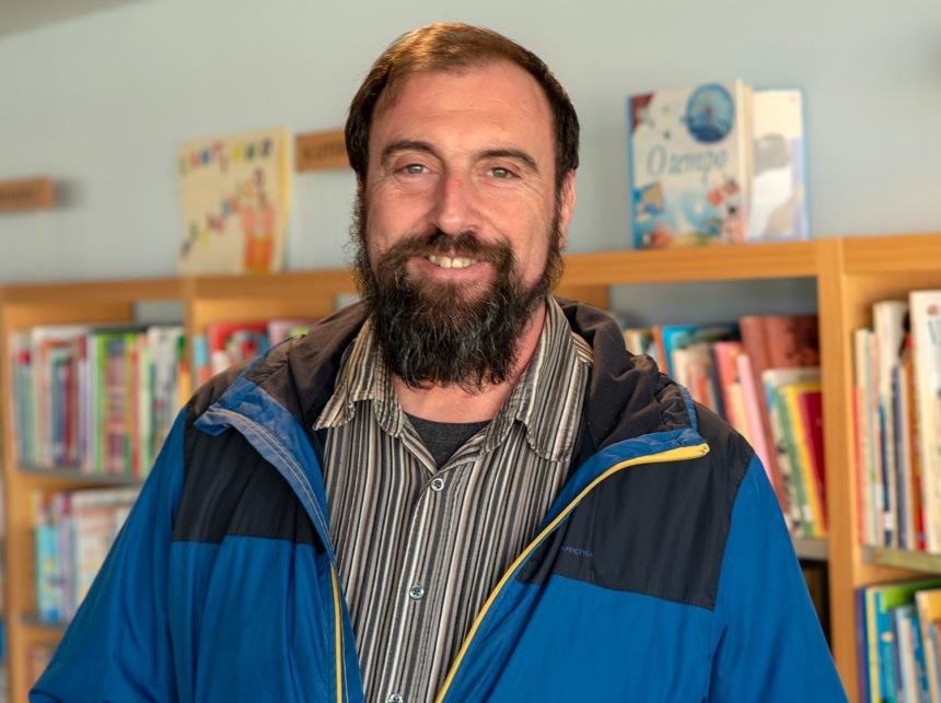 site_pedro_gomes_6657Pedro Gomes coordenador interconcelhio das Bibliotecas Escolares na Beira Interior e Alta