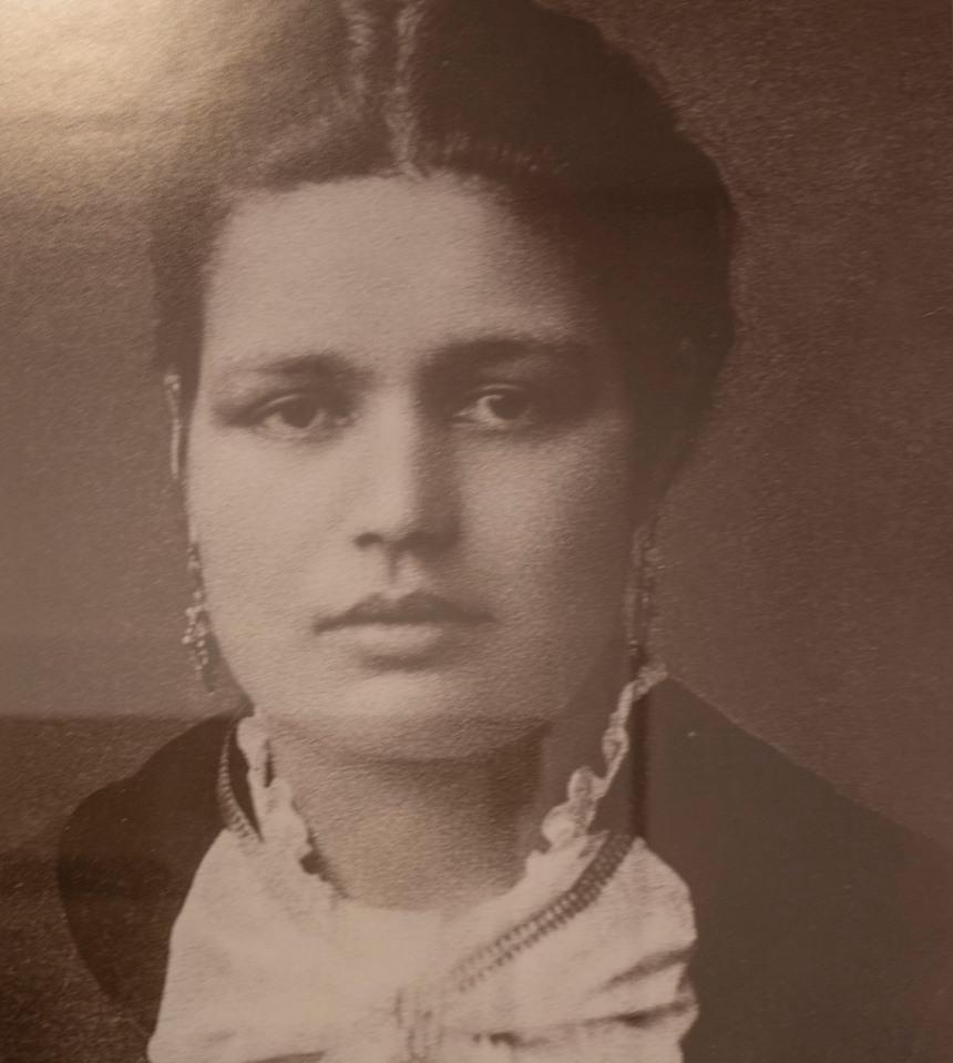 Ana Almeida, criada e afilhada de uma das freiras e que esteve na origem da dopçaria conventual