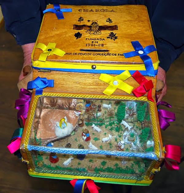 Caixa do Menino ©Charola do Grupo Cultural e Desportivo