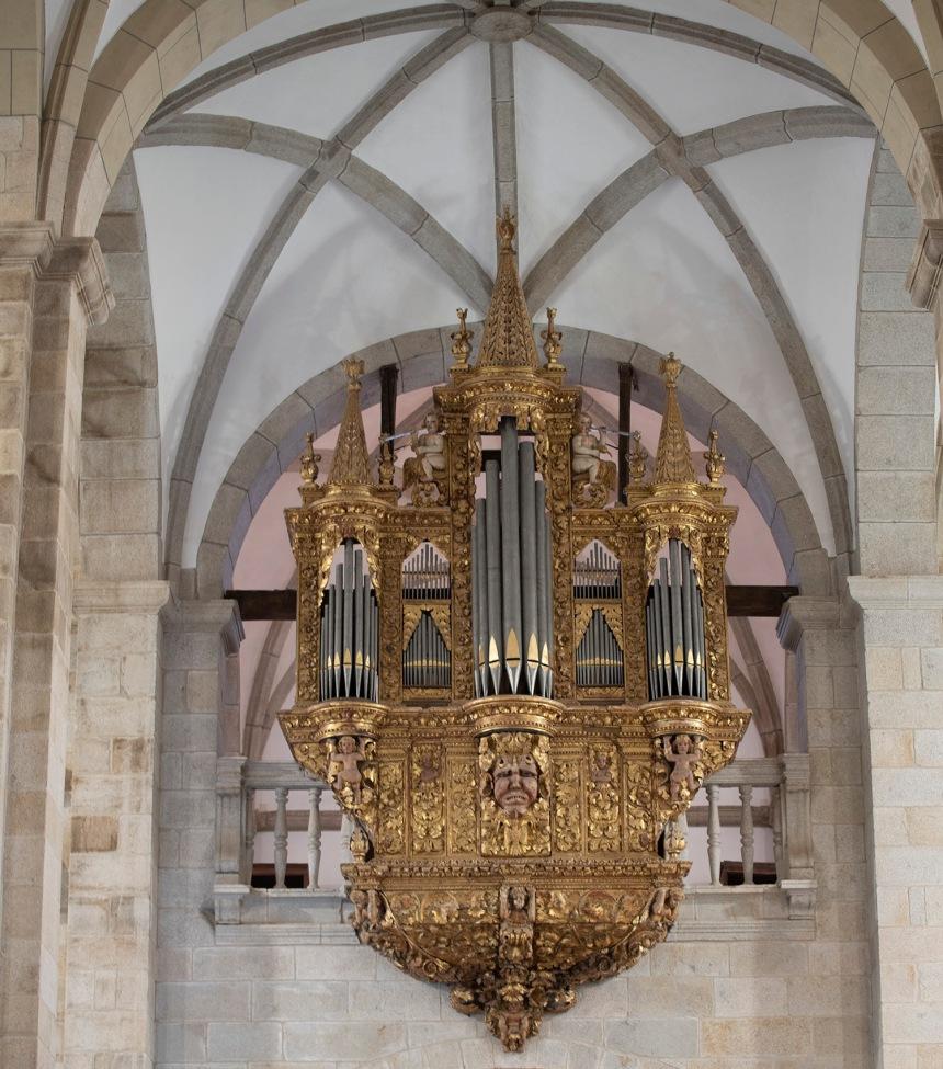Órgão da Concatedral