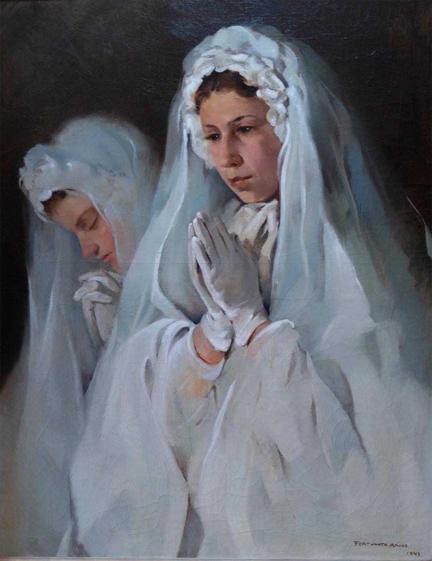 Pintura de Fortunato Anjos