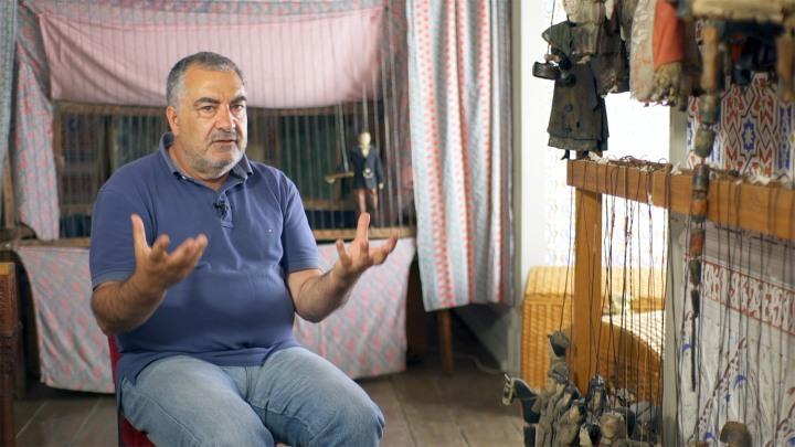 José Russo - Diretor e actor no CENDREV