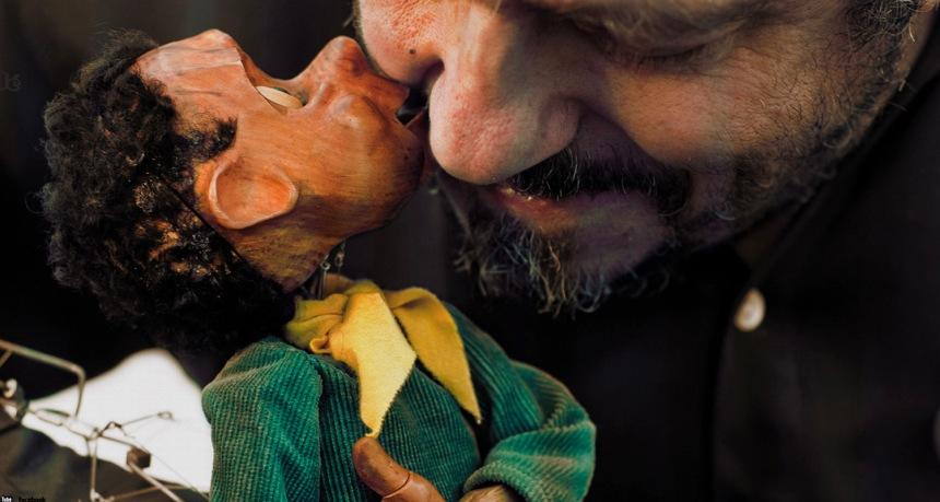 Manuel Dias com Vladimir ©Trulé