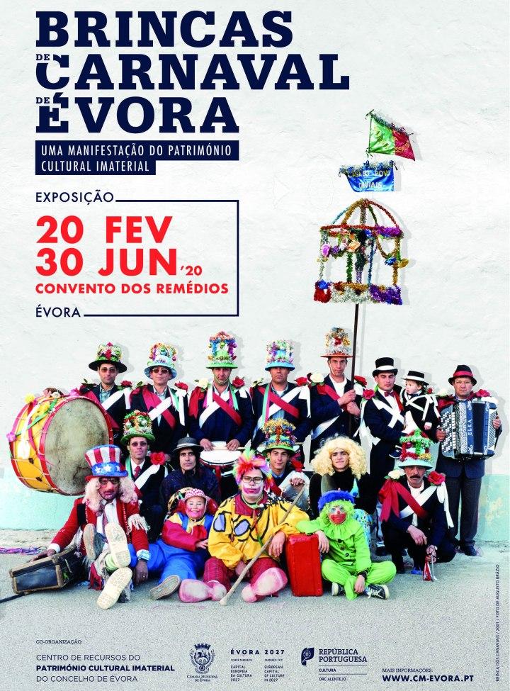 Exposição em Évora dedicada às Brincas
