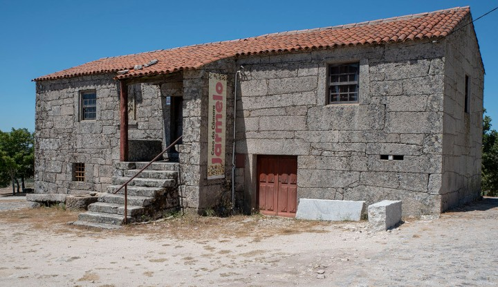 Casa da Câmara que funciona como museu