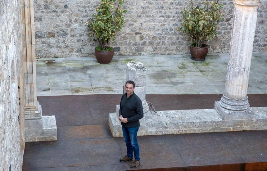 Jorge Figueiredo. Serviços do Património Cultural do Município de Porto de Mós