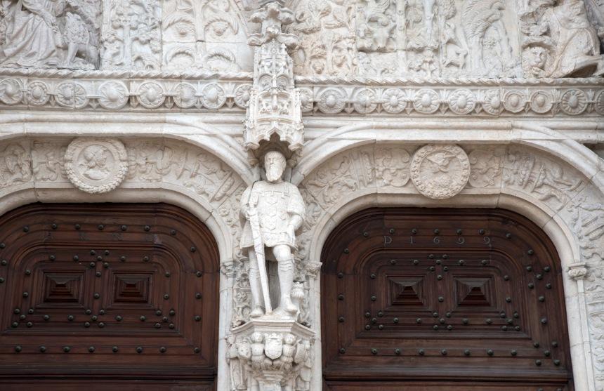 Jerónimos em Lisboa
