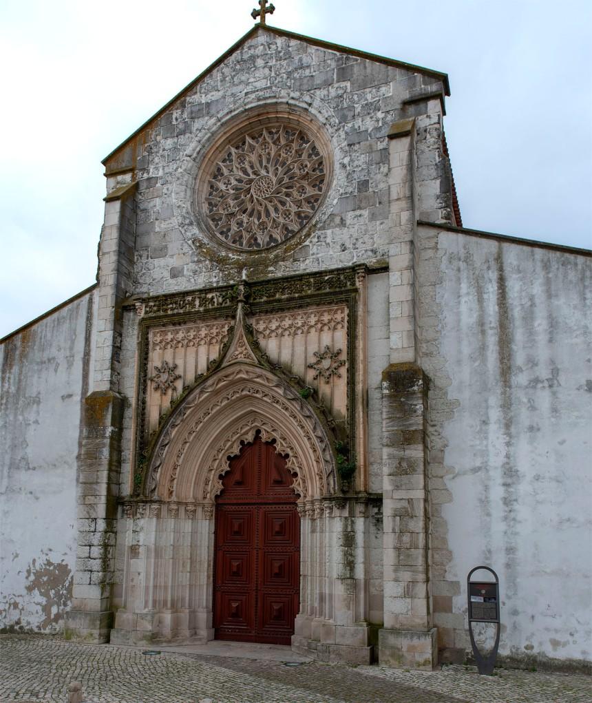 Igreja da N. Senhora da Graça em Santarém onde está o túmulo de Pedro Álvares Cabral