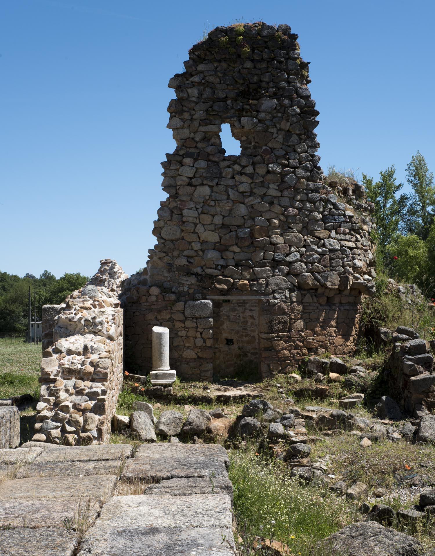 Torre na porta sul