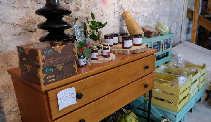 Pão de Ló de Coz e outros produtos locais