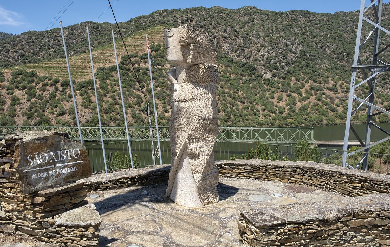 Estátua do Anjo Arrependido