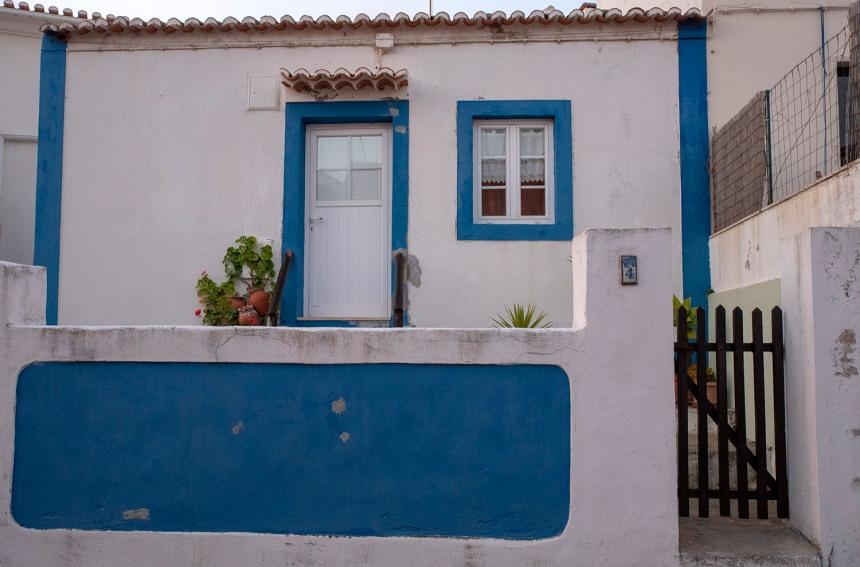 Casa na zona mais antiga da Ericeira