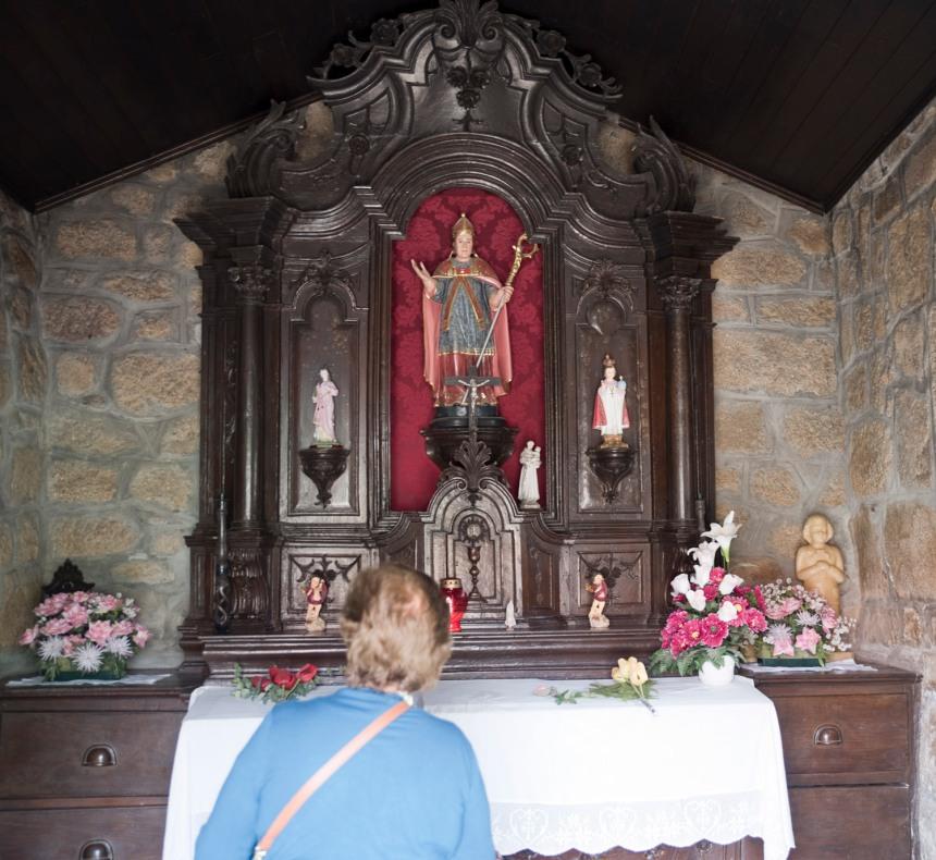 Capela de S. Martinho do Banho